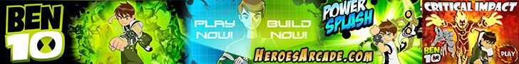 Play Ben 10 Games