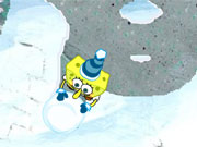 Play Spongebob Squarepants Snowpants game