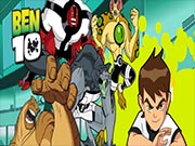 Play Ben10 the galactic enemies game