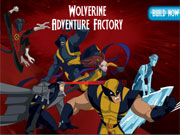 Wolverine Adventure Factory game