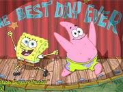 Play Spongebob Best Day Ever game