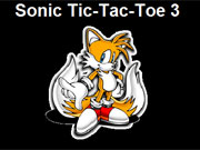 Sonic Tic Tac Toe 3 game