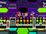Play Sonic VG Music Collection game