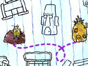 Spongebob Squarepants Trail Of The Snail game