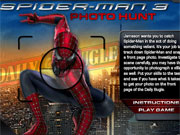 Play Spiderman 3 Photo Hunt game