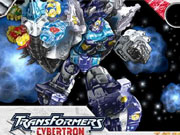 Transformers Cybertron game