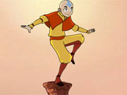 Avatar Aang On game