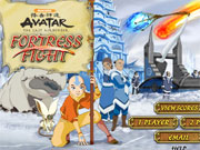 Play Avatar Fortress Fight game