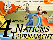 Play Avatar Four Nations game