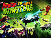 Play Avengers vs Gamma Monsters game