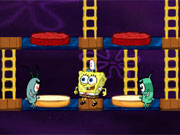 Spongebob Squarepants Patty Panic game