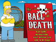 Ball Of Death game