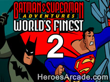 Play Batman and Superman Adventures Worlds Finest - Chapter 2 game