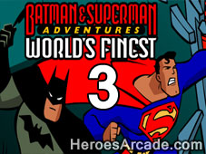 Batman and Superman Adventures Worlds Finest - Chapter 3 game