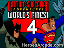 Play Batman and Superman Adventures Worlds Finest - Chapter 4 game
