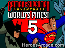 Play Batman and Superman Adventures Worlds Finest - Chapter 5 game