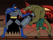 Batman Double Team game