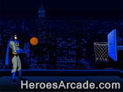 Play Batman I love Basketball game