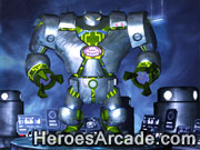 Play Batman - Proto Bat-Bot - Bot Battle For Gotham City game
