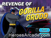 Batman - Revenge of Gorilla Grodd game