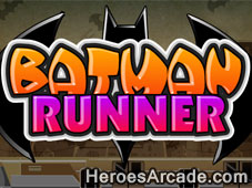 Batman Runner game