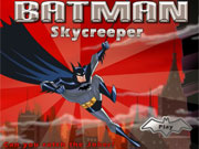 Batman Skyscreeper game