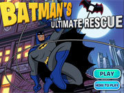 Batman Ultimate Rescue game