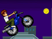 Play Ben 10 Motobike game