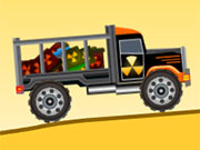 Play Ben 10 Atomic Transporter game
