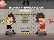 Ben 10 Bakugan Fight game