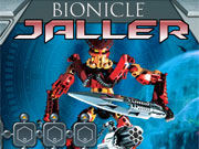 Ben 10 Bionicle Jaller game