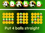 Play Ben 10 Connect 4 game