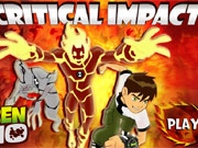 Ben 10 Critical Impact game
