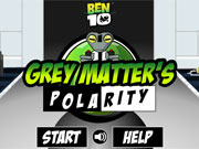 Play Ben 10 Grey Matters Polarity game