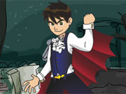 Play Ben 10 Halloween Costumes game