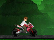 Play Ben 10 Moto Ride game