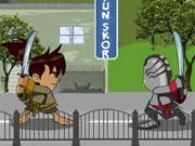 Ben 10 Ninja game