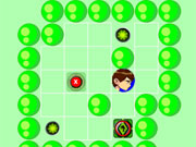 Ben 10 Sokoban game