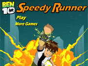 Play Ben 10 Speedy Runner game