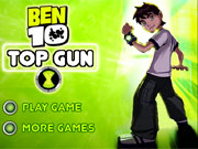 Play Ben 10 Topgun game