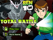 Play Ben 10 Total Battle game
