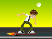 Play Ben 10 vs Robots game