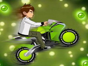 Ben 10 Xtreme Bike game