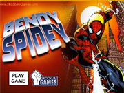 Bendy Spidey game