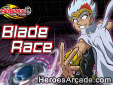 Beyblade Blade Race game
