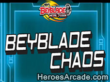 Beyblade Chaos game