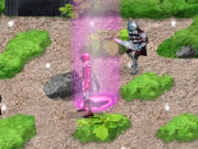Power Ranger Gates Of Darkness game