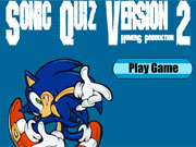 Play Ultimate Sonic Quiz V 2 game