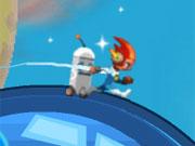 Captain Galactic Super Space Hero game