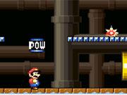 Classic Mario Bros game